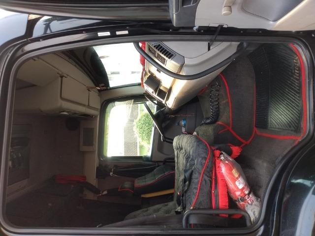 VW 24250 cabina alta bau furgao - Foto 14
