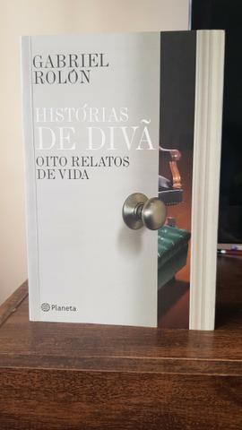 Livro Histórias De Divã - Gabriel Rolón