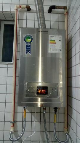 Assistência técnica aquecedor de água a gás - Foto 2