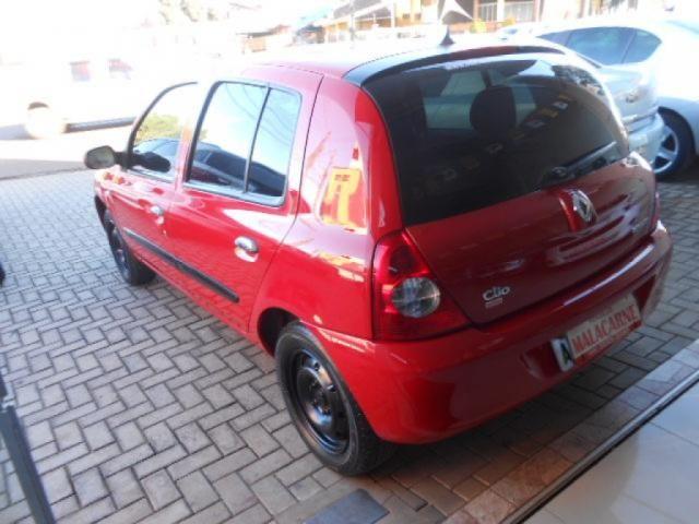RENAULT CLIO CAMPUS HI-FLEX 1.0 16V 5P - Foto 6