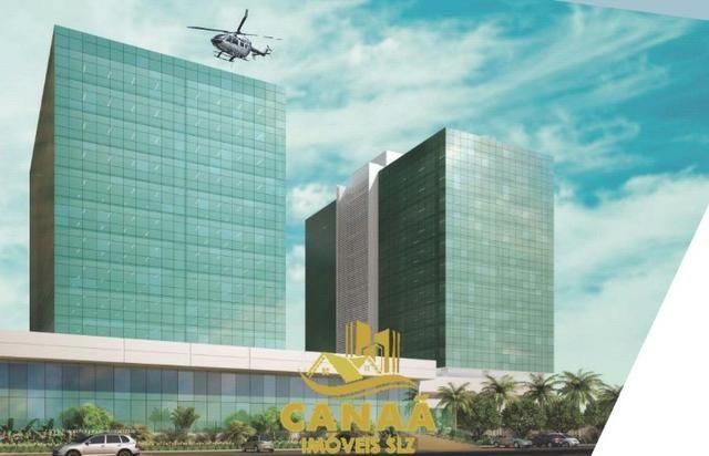 Lagoa Corporate & Offices | Salas Comerciais e Corporativas na Ponta d' Areia - Foto 11
