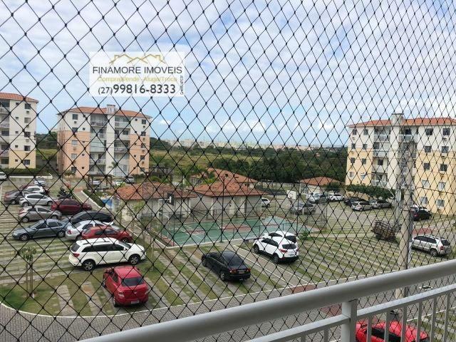 Apartamento com 02quartos/suite 61 m² por R$ 195.000,00 - Praia da Baleia - Serra/ES - Foto 9
