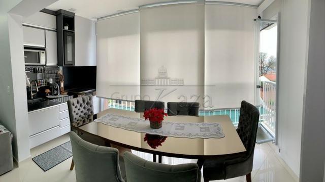 Splendor Garden - Apartamento Mobiliado e Decorado - 2 Dormitórios 1 Suíte - Foto 2