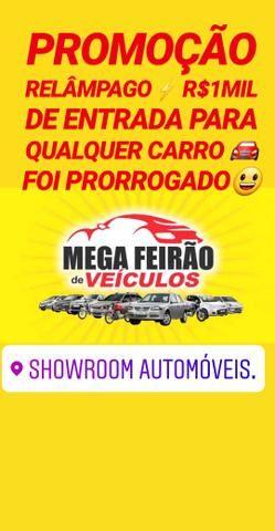 Recuse IMITAÇÕES!! R$1MIL DE ENTRADA SÓ AQUI NA SHOWROOM AUTOMÓVEIS!