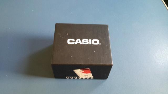 Caixa original do relógio Casio (Novo)