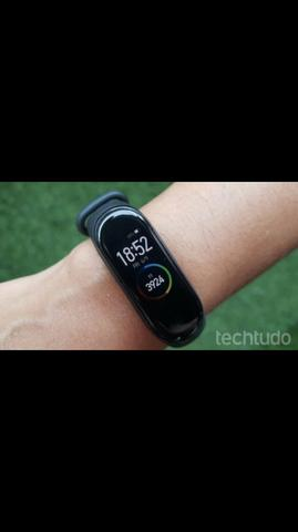 Relógio Smart Xiaomi mi Band 4 Versão Global Preto - NOVO - Foto 5