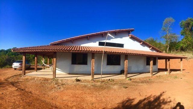 Linda chácara à venda em Cambuí de 30.200 m² com ótima casa avarandada - Foto 4