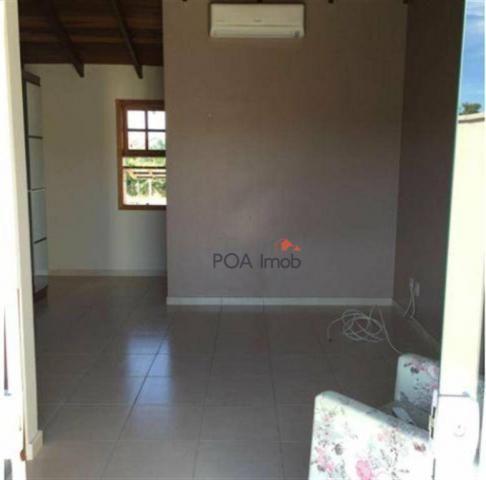 Casa residencial para locação, Guarujá, Porto Alegre - CA0128. - Foto 12
