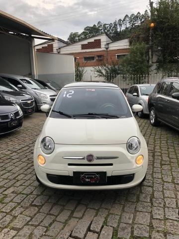Fiat 500 1.4 Cult com teto solar - Foto 3