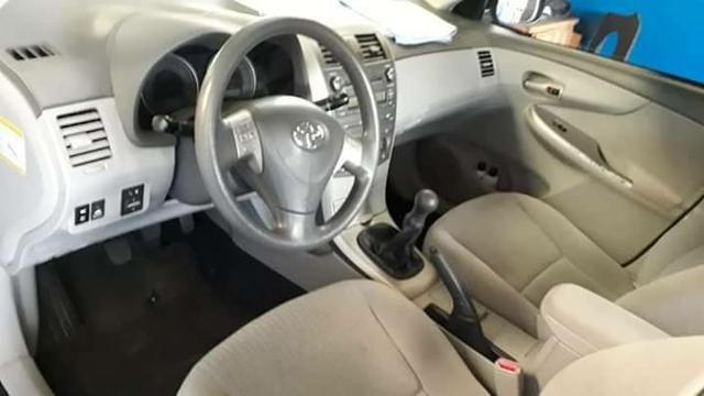 Vende Corolla GLI 09/10 manual R$38 mil - Foto 5