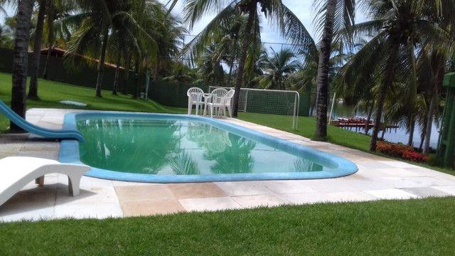Casa na Lagoa do Uruaú, 17.500m² de área total, condomínio fechado, piscina - Foto 5