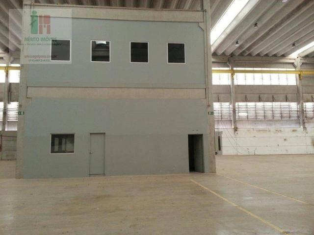 Galpão - para locação, 137500m2 - Centro (Vargem Grande Paulista) - Foto 15