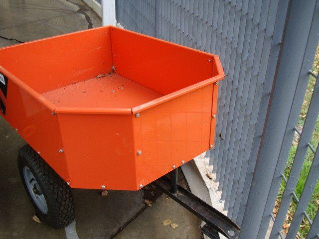 Triturador de resíduos orgânico Trapp TR 200 e Carreta Agrícola Tramontina 72x94 cm - Foto 5