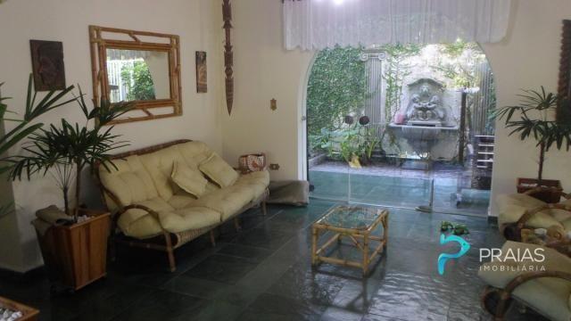 Casa à venda com 4 dormitórios em Praia de pernambuco, Guarujá cod:74287 - Foto 12