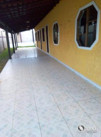 Casa com 4 dormitórios para alugar, 1 m² por R$ 4.800,00/mês - Atalaia - Salinópolis/PA - Foto 7