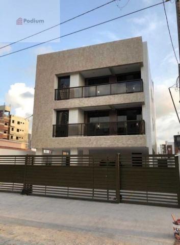 Apartamento à venda com 2 dormitórios em Bessa, João pessoa cod:15044