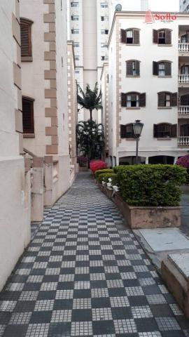 Apartamento com 3 dormitórios à venda, 79 m² - Vila Rosália - Guarulhos/SP - Foto 18