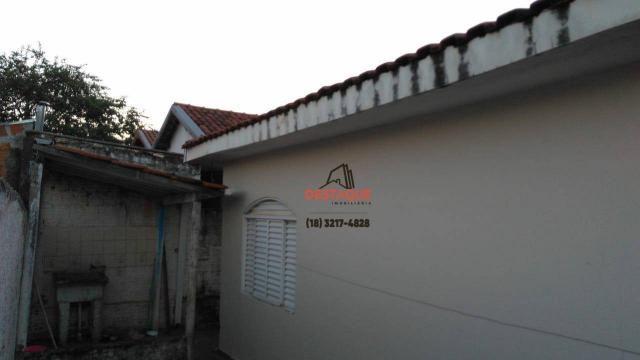 Casa com 2 dormitórios para alugar, 74 m² por R$ 800,00/mês - Conjunto Habitacional Ana Ja - Foto 6