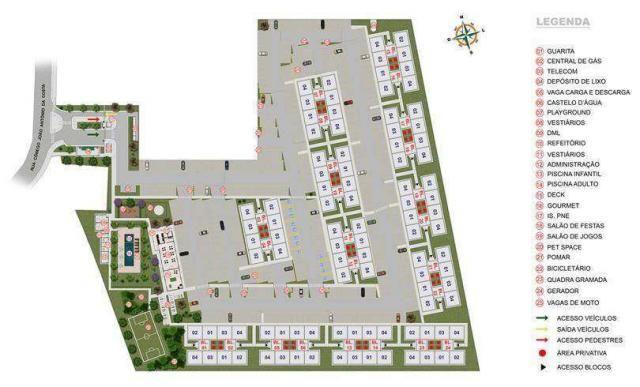 Residencial Princesa Cecília - Apartamento 2 quartos em Pindamonhangaba, SP - ID3912 - Foto 10