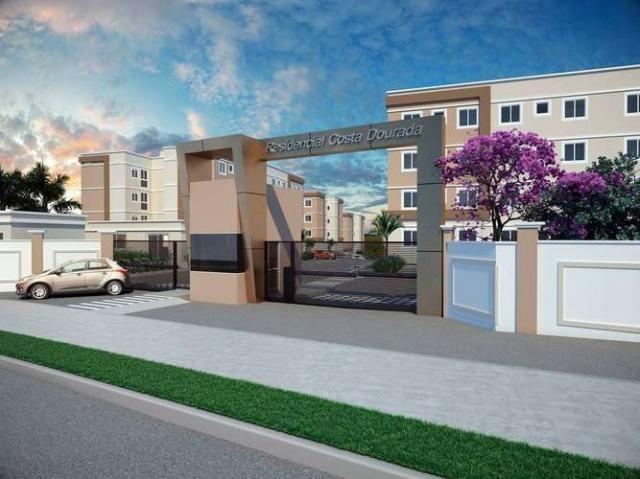 Residencial Costa Dourada - Apartamento de 2 quartos em São José dos Pinhais, PR - ID3903 - Foto 3