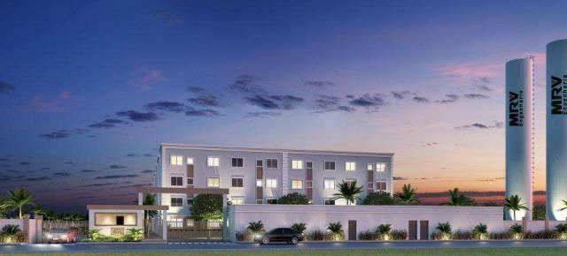 Parque Flora - Apartamento de 2 quartos em Feira de Santana, BA - ID3498
