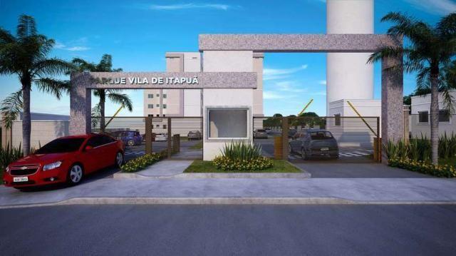 Portal Vila das Praias - Vila de Itapuã - Apartamento 2 quartos na Serra, ES - ID3926