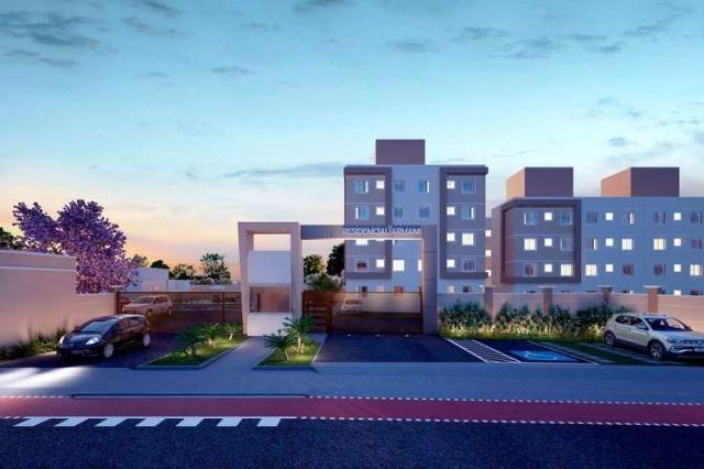 Residencial Armani - Apartamento de 2 quartos em Araçatuba, SP - ID3956
