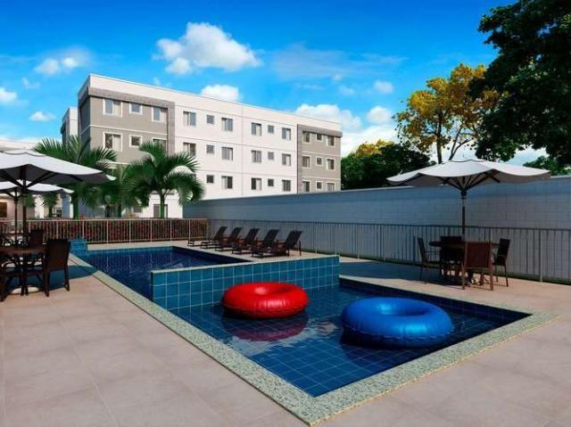 Residencial Monte Berlim - Apartamento 2 quartos em São Carlos, SP - ID3855