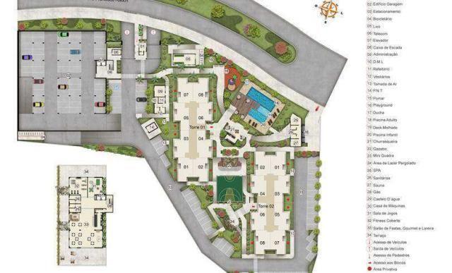 Residencial Porto Bahamas - Apartamento de 2 quartos em Porto Alegre, RS - ID3947 - Foto 9