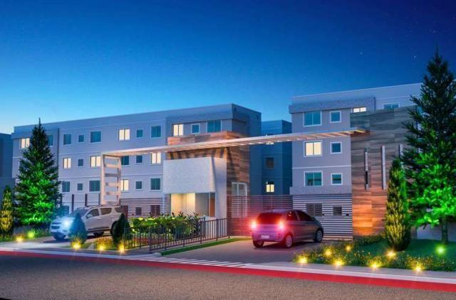 Residencial Azaléias - 43m² a 49m² - Palhoça, SC - ID3778 - Foto 2