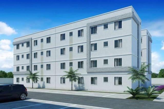 Parque Reserva Porto Real - Apartamento de 2 quartos em Resende, RJ - ID3794