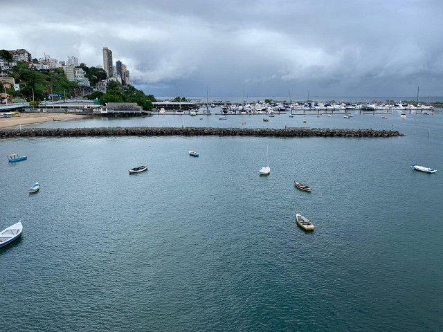 Apartamento Porto Trapiche 1 Quarto 94m2 Nascente Vista Mar Decorado Orla Contorno - Foto 18
