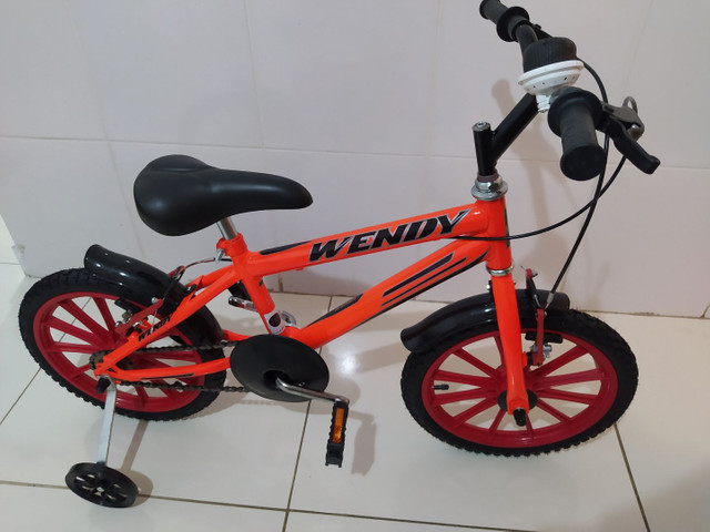 Bike infantil aro 16 - Foto 2