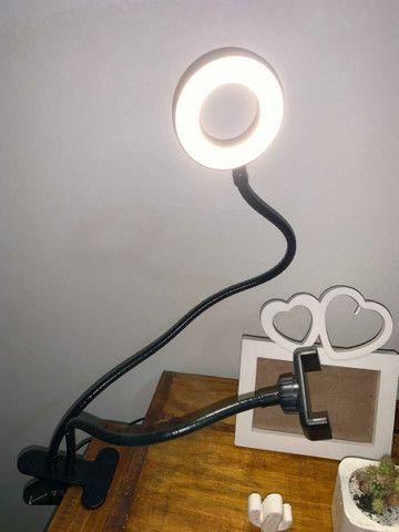 Vendo Ring Light nova - Foto 2
