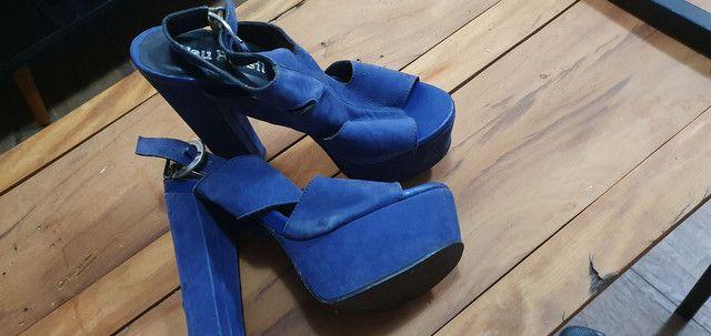 Sandália meia pata - Foto 2