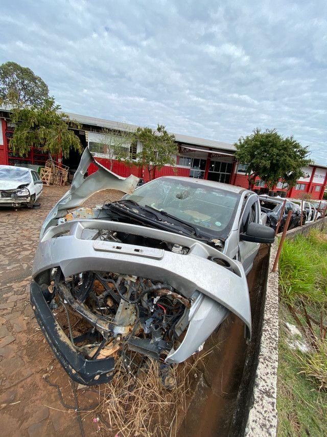 Sucata para retirada de peças- Ford Ranger 2013 - Foto 4