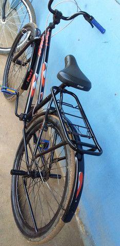 Vendo essa bicicleta ta top  - Foto 2
