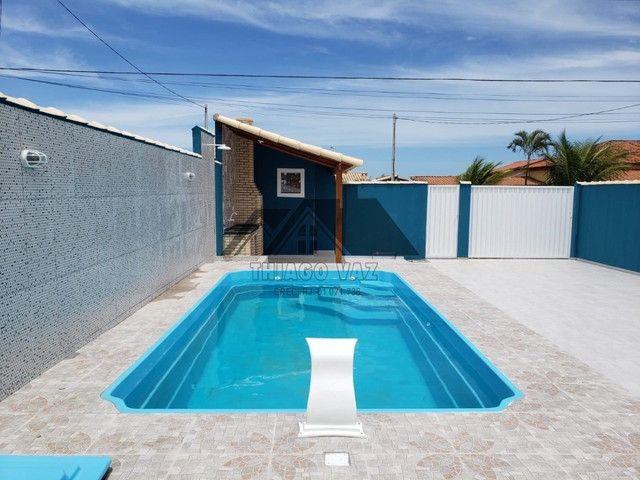 Linda casa com piscina - Foto 11