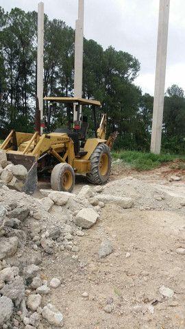 Retrô escavadeira maxiom 750  - Foto 2