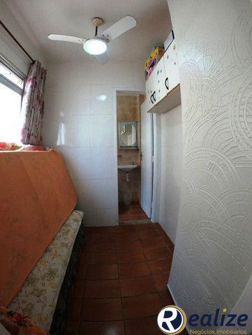 Apartamento de 2 quartos com dependência de empregada na Praia do Morro - Foto 11