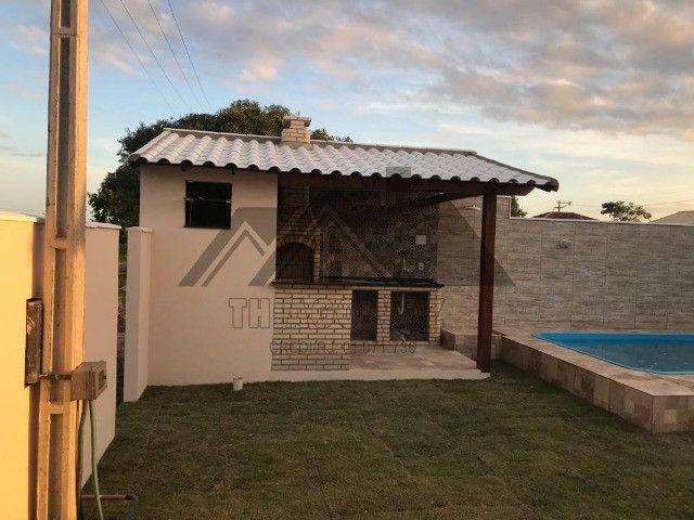 Linda casa com piscina e área gourmet - Foto 13