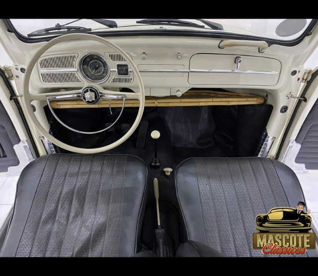 Fusca 1300 1970 *top*apenas 55.000kms*placa preta*financio direto - Foto 3