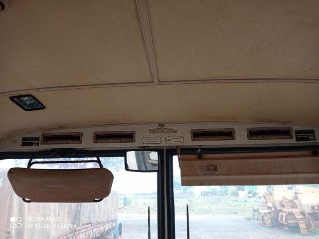 Vendo ônibus 364 Ano 83  - Foto 17