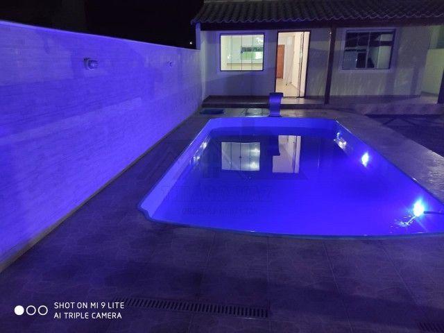 Casa de 03 quartos com piscina - Foto 2
