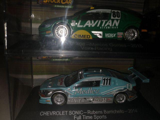 Miniatura stock car Sonic / Peugeot