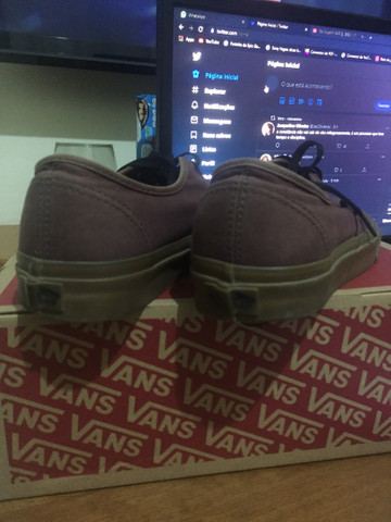 tênis vans authentic  - Foto 3