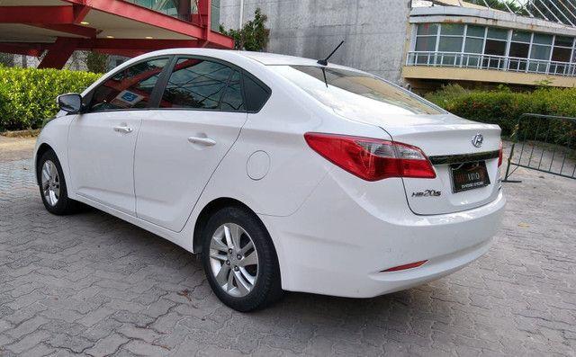 Hyundai Hb20 sedan premium 1.6 flex automático top de linha - Foto 4