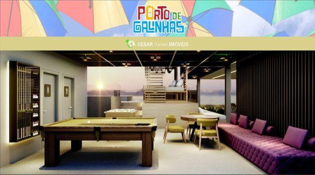 Flats em Porto de Galinhas | 1 Quarto | 30m² | Lançamento - Foto 7