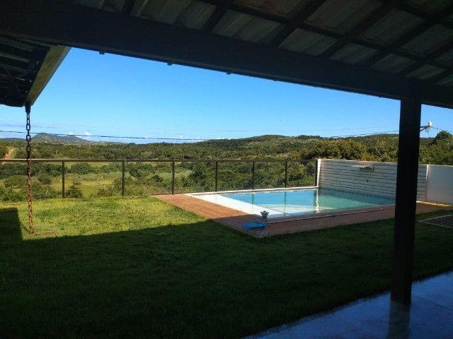 Casa com piscina, churrasqueira e perto da praia - Foto 16