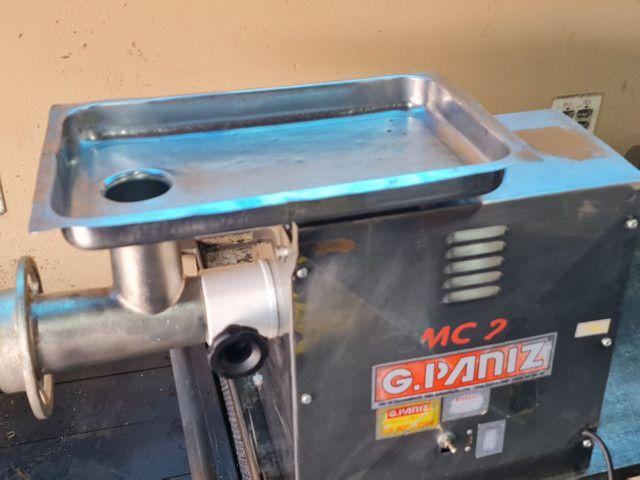 Máquina  de moer carne G- Paniz profissional  - Foto 4